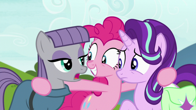 """File:Maud Pie """"for my rocktorate dissertation"""" S7E4.png"""