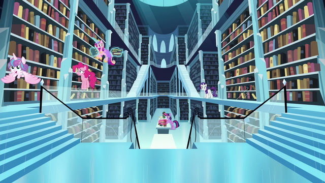 File:Pinkie hopping to chase Flurry Heart S6E2.png