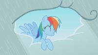 Rainbow Dash tries to do favors S1E03