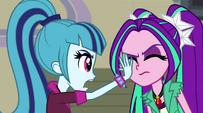 Sonata smacks Aria's face EG2