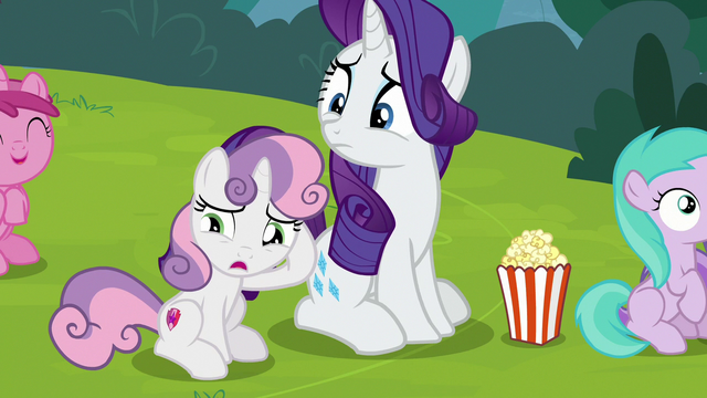 File:Sweetie Belle prefers black box experimental theater S7E6.png