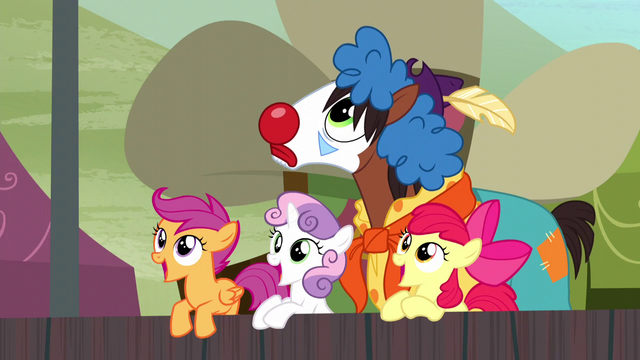File:Trouble Shoes and CMC watch the rodeo S5E6.png