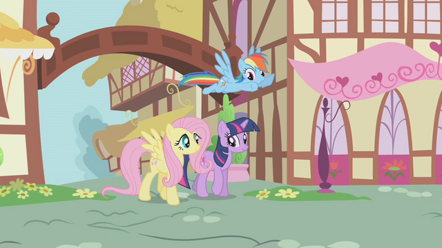 File:Twilight and friends return to Ponyville S1E07.png