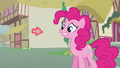 Arrow about to touch Pinkie S3E5.png
