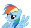 Character navbox Hasbro Rainbow Dash.png