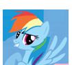 Character navbox Hasbro Rainbow Dash