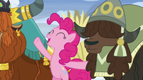 "Pinkie Pie ""asking for help is good for everypony?"" S7E11"