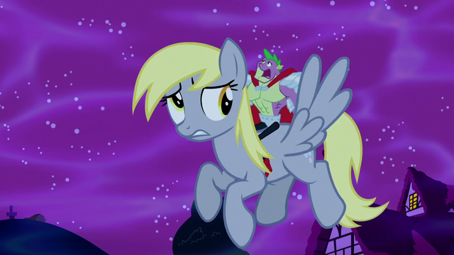 """File:Sir Spike """"did it just get even bigger"""" S5E13.png"""