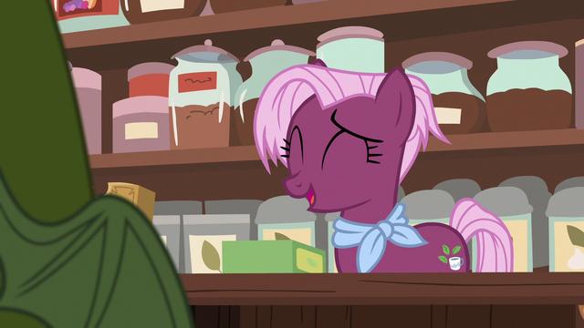 "File:Tea salespony ""it just tastes good"" S7E12.png"