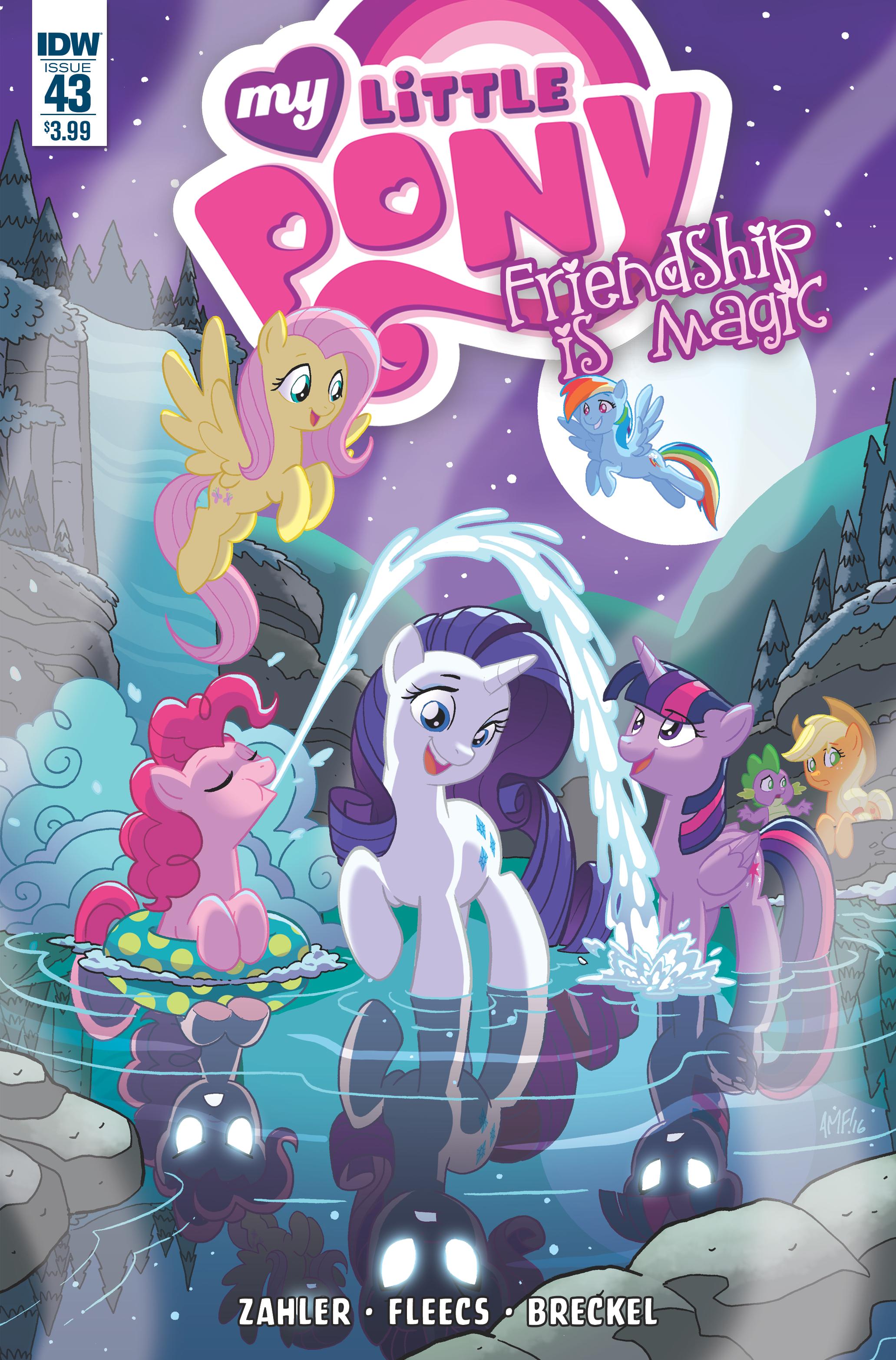 Ponies of Dark Water | My Little Pony Friendship is Magic ...