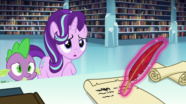 "File:Starlight ""Is there anything I can do?"" S6E2.png"