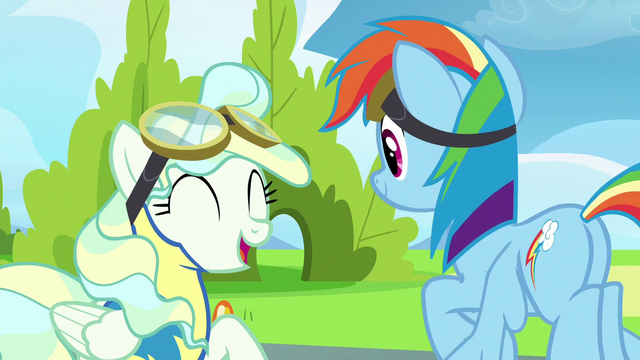 """File:Vapor """"can't believe I was able to keep up"""" S6E24.png"""
