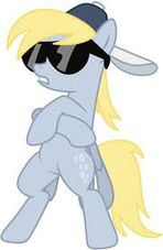 FANMADE Derpy Got Swag