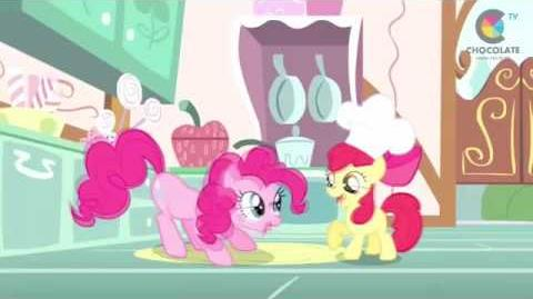 My Little Pony - Cupcake Song (Thai VCD)