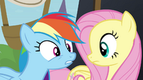"""Rainbow """"somehow we're gonna get that orthros"""" S4E22"""