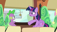 """Twilight """"I just wish I could have given my pupil the attention"""" S6E2"""