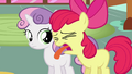 Apple Bloom looking unwell 2 S2E17.png
