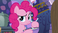 Pinkie Pie looks over at Starlight Glimmer S6E21.png