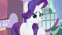 Rarity give me pedicures S3E9