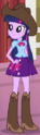 Twilight Sparkle rodeo outfit ID EG2