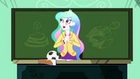 """Celestia """"that will be the final interruption"""" SS8"""