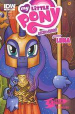 MLP Micro Series Luna Jetpack Comics cover