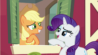 "Rarity ""I can work with that!"" S6E10"