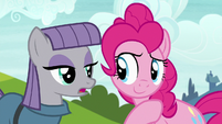 "Maud Pie confused ""what?"" S7E4"