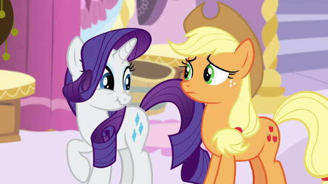 File:Rarity about to laugh S7E9.png