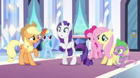 Rarity oh uh oops S3E1
