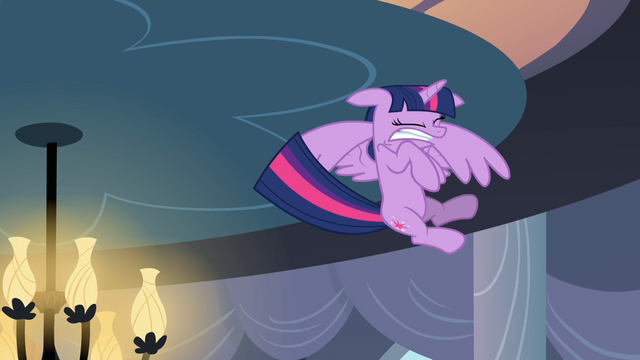 File:Twilight hits the ceiling S4E01.png