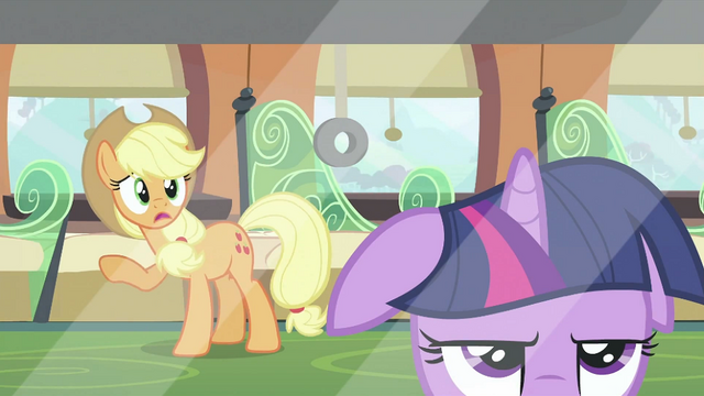 File:Applejack talking to Twilight 2 S2E25.png