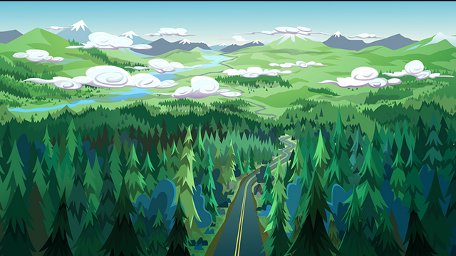 File:Legend of Everfree background asset - wooded highway 1.png