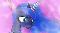 Luna absorbing Twilight's words S5E13
