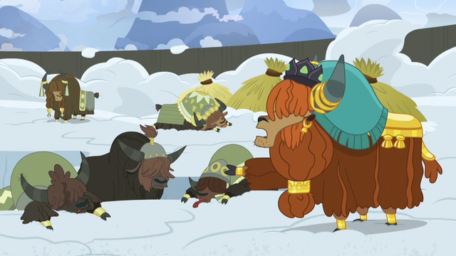 File:Prince Rutherford tells yaks to keep digging S7E11.png