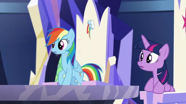 File:Twilight and Rainbow sees Pinkie go back S5E19.png