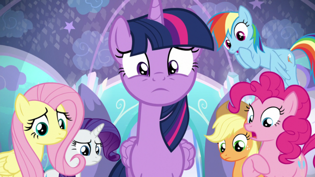 File:Mane Six in complete shock S6E1.png