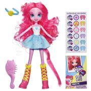 Pinkie Pie Equestria Girls doll
