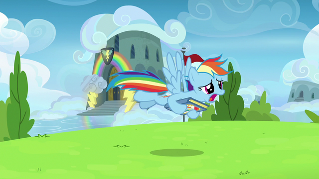File:Rainbow Dash flying after Scootaloo S7E7.png