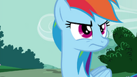 Rainbow frustrated S4E21