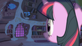 Twilight looking at the door S1E24.png
