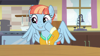 "Windy Whistles ""she just loved to carbo-load"" S7E7"