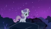 Sweetie Belle smile S3E06