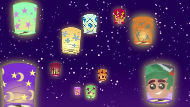 File:Campers' paper lanterns float up into the sky EG4.png