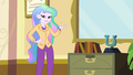 Celestia asks about the Fall Formal EG.png