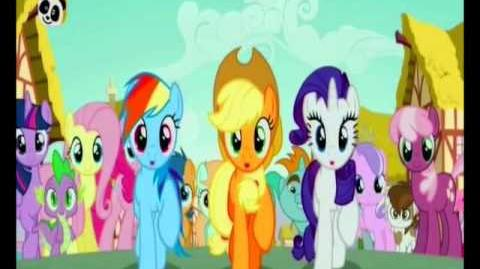 European Portuguese We'll Make Our Mark - My Little Pony