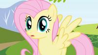 Fluttershy is surprised S1E1