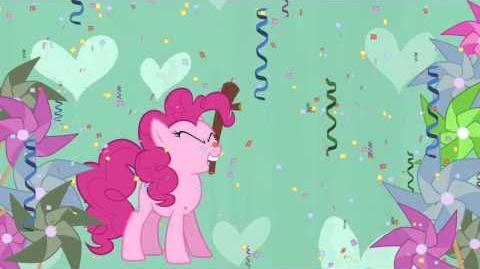MLP FiM Music Pinkie's Gala Fantasy Song HD