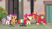 "Scootaloo ""well, that was easy"" S7E8"