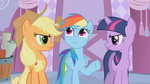 Rainbow Dash she asked S1E14